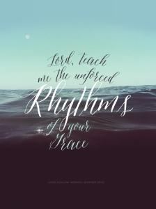 lord teach me