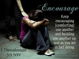 Encourage-1thessalonians