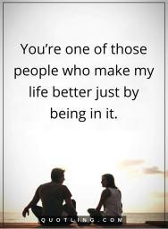 you make life matter