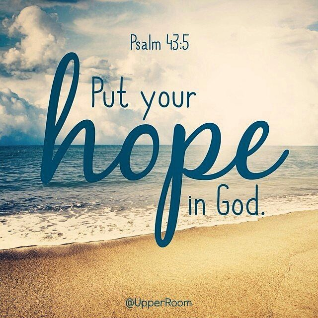 psalm 43-5-hope